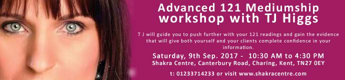 T J Higgs Advanced 121 Workshop