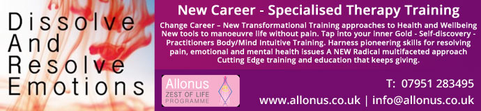 New Career - Specialised Therapy Training