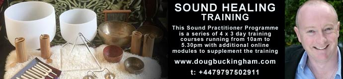 Sound Healing Training