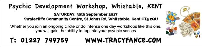 Psychic Development Workshop - Whitstable