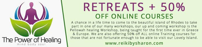 Retreats & 50% off Online Courses.