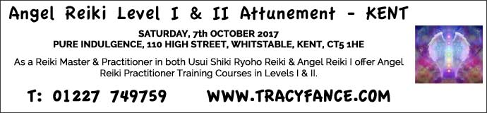 Angel Reiki Attunement Levels I & II