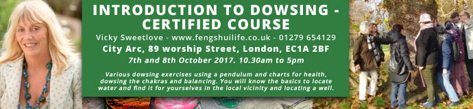 Introduction to Dowsing Certificated course