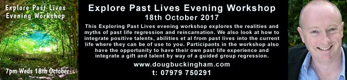 Explore Past Lives Evening Workshop