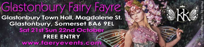 Glastonbury Fairy Fayre - Free Entry