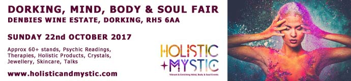 Dorking Mind, Body & Soul Fair