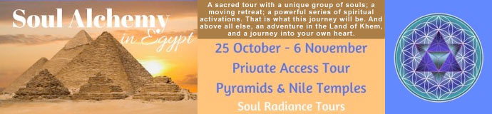 Soul Alchemy in Egypt - Sacred Tour & Retreat