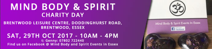 Mind Body and Spirit Event