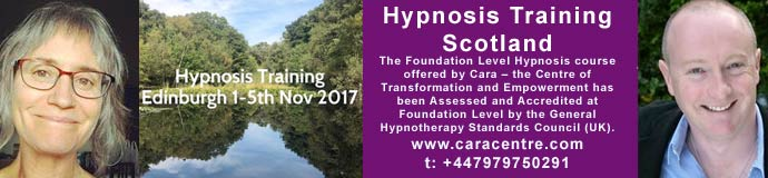 Hypnosis Training Scotland