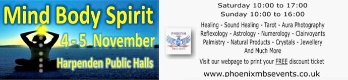Harpenden Mind Body Spirit