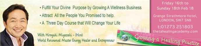 Growing A Healing Practice
