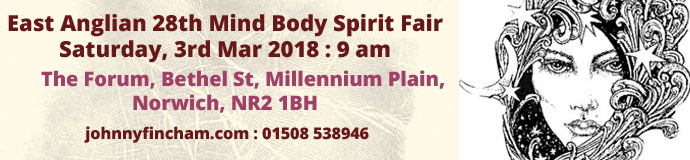 28th Free Mind Body Spirit Fair