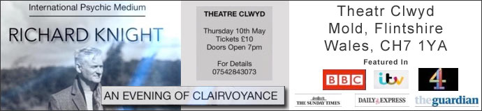 Richard Knight - An Evening of Clairvoyance