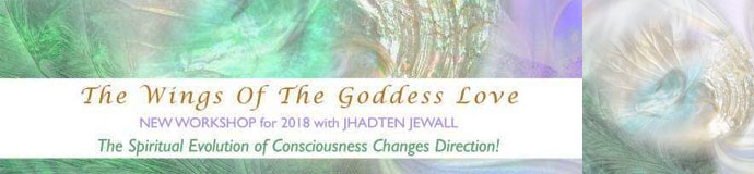 The Wings of the Goddess' Love