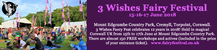3 Wishes Fairy Festival