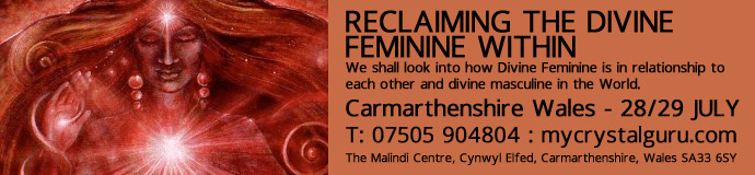 Reclaiming the Divine Feminine Within