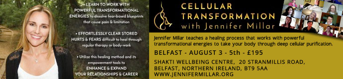 Cellular Transformation with Jennifer Millar