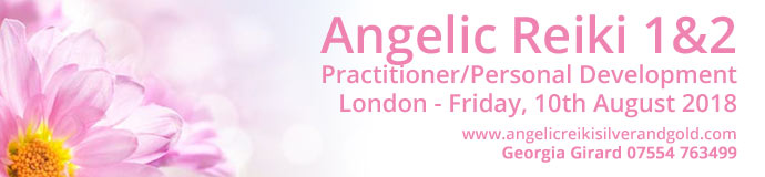 Angelic Reiki 1&2 Practitioner/Personal Development