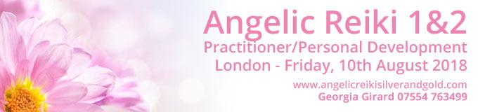 Angelic Reiki 1&2 Practitioner/Personal Development