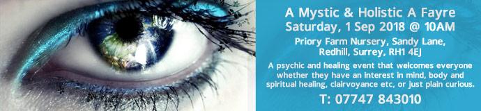 A Mystic & Holistic A Fayre