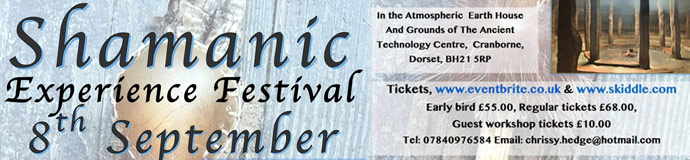 Shamanic experience festival