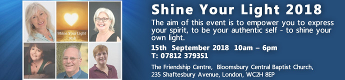 Shine your light 2018