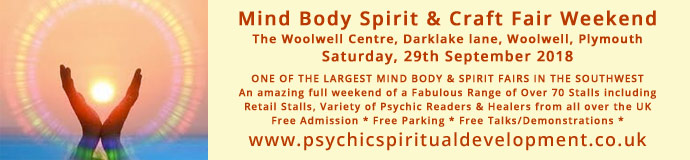 Mind Body Spirit & Craft Weekend Fair