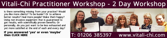 Vitali-Chi Practitioner Workshop
