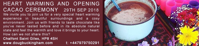 Heart Warming and Opening Cacao Ceremony