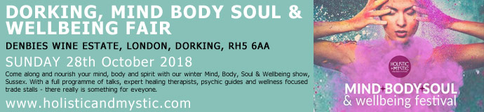 Dorking Mind, Body & Soul Show - 28th October 2018