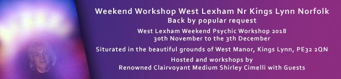 Weekend  Workshop West Lexham Nr Kings Lynn Norfolk