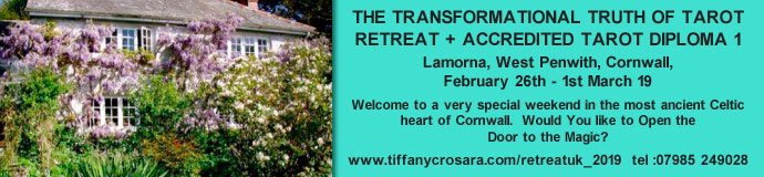 The Transformational Truth of Tarot Retreat