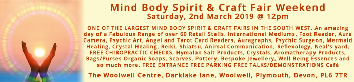 Mind Body Spirit & Craft Fair