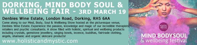 Dorking Mind, Body, Soul & Wellbeing show