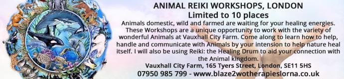 Animal REIKI Level 1