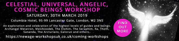 Celestial, Universal, Angelic, Cosmic Beings Workshop