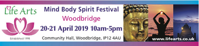 Woodbridge Mind Body Spirit Festival