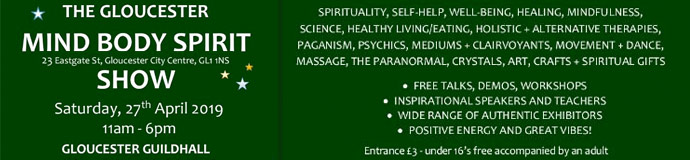 The Gloucester Mind Body Spirit Show