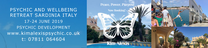Psychic & Wellbeing Retreat Sardinia Italy