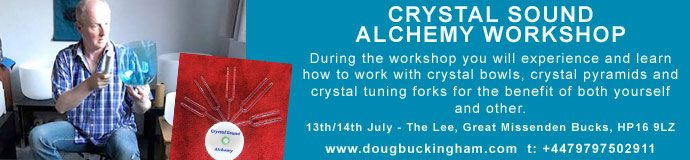 Crystal Sound Alchemy Workshop