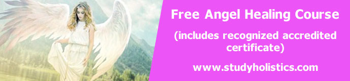 Free Angel Healing Course (includes recognized accredited certificate)