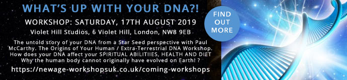 What's Up with Your DNA?! Workshop