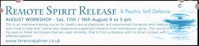 Remote Spirit Release - August Workshop