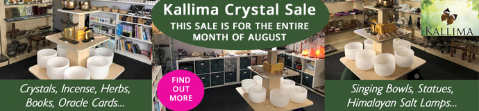 Kallima Crystal Sale