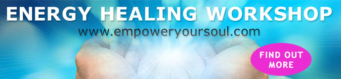 Energy Healing Workshop