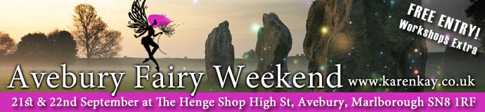 Avebury Fairy Weekend (FREE)