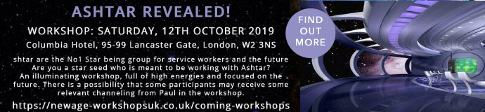 Ashtar Revealed!