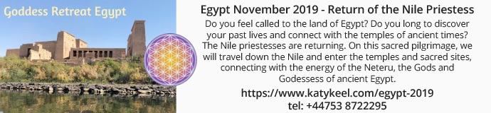 Divine Feminine in Egypt November 2019