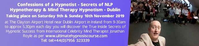 Confessions of a Hypnotist - Secrets of NLP Hypnotherapy & Mind Therapy Hypnotism