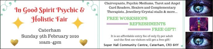 In Good Spirit - Psychic and Holistic Fair